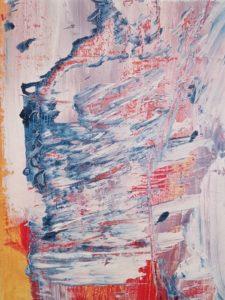 Erzsebet Nagy Saar - Angelique Serie - 40x60 Acryl auf Leinwand (5)