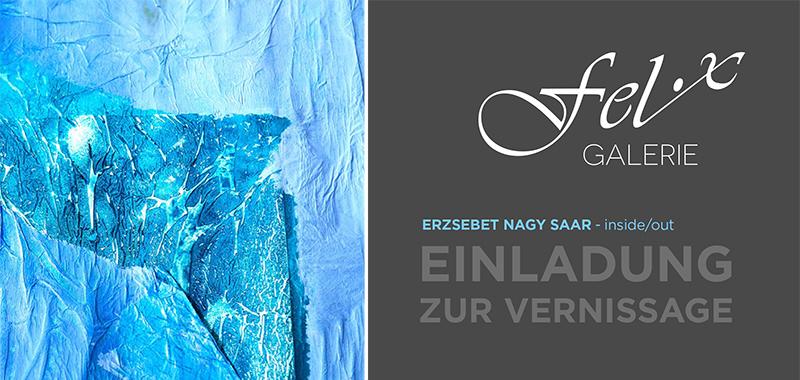 Erzsebet NAGY SAAR: inside/out